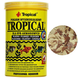 Tropical - 77024 Tropical Standart Pul Yem 50g/250 ml