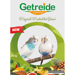 Getreide - Getreide Meyveli Muhabbet Yemi 20 kg