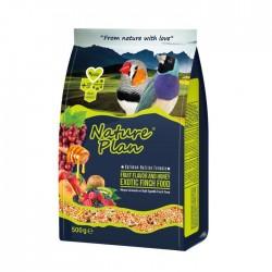 Nature Plan - Nature Plan Ballı Meyveli Exotic Finch Yemi 500 gr