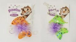 Pawise - 0933A Pawise Toy - Parmağa Takılabilen Kedi Oyuncağı