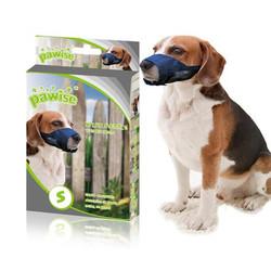 Pawise - 13012 Pawise Kumaş Köpek Ağızlık Small