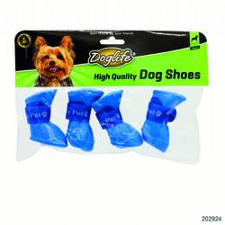 DogLife - 202924 DOGLIFE Köpekler için Silikon Ayakkabı 4lü (S)