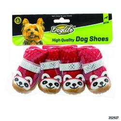 DogLife - 202927 DOGLIFE Köpekler için Kauçuk Tabanlı Soft Ayakkabı