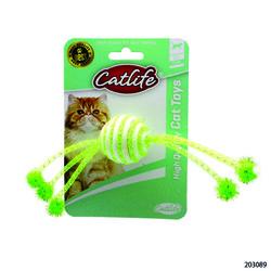CatLife - 203089 CATLIFE Kediler için Ponpon Top Oyuncak