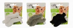 Afp - 2097 Catnipli Bıyık Şekilli Kedi Oyuncağı