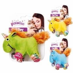 Pawise - 28293 Pawise Kumaş Oyuncak Meow Meow Life Unicorn