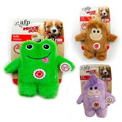 Afp - 3070 Bully (Hippo,Frog,Lion) /Sesli Peluş Köpek Oyuncağı