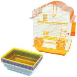 Kardelen - 3121-B Kafes Çift Renkli 25,5x32,5x47,5 cm 8 li