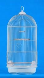 Wonderfull Pet - 405 Kuş Kafesi Silindir Mavi- 42x83 cm.