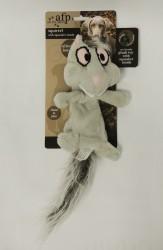 Afp - 4085 Big Eyes - Squirrel LG - Kocagöz Sincap Köpek Oyuncağı