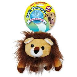 Afp - 4153 LG-Aslanlı Köpek Ağız Masaj Oyuncağı