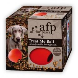 Afp - 4557 Rubber Treat Ball/Kauçuk Mama/Ödül Topu(Ebat Ayarlanabilir)