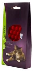 Cat&DogLife - 202429 4in1 Kediler için Masaj ve Yıkama Fırçası Silikon