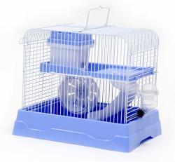 Dayang - 600-187 Dayang Hamster Kafesi 30x23x26 cm