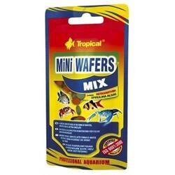 Tropical - 66532 Tropical Mini Wafers Mini Karışık Taneli Dip Yemi