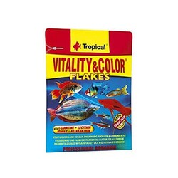 Tropical - 70431 Tropical Vitality Color Renklendirici Pul Yem 12gr