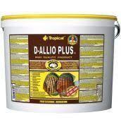 Tropical - 72348 Tropical D-Allio Plus Flakes Pul Yem 2kg/11lt