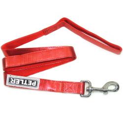Petler - 8091-L1M Kırmızı Uzatma Tasma 15m/122 cm