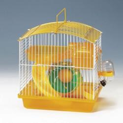 Fatih-Pet - 830-S40203 Hamster Kafesi 23x17x18 cm