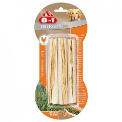 8IN1 - 8in1 Delights Sticks Tavuklu Ağız Bakım Çubuğu 3 lü 75 gr