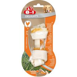 8IN1 - 8in1 Delights Tavuklu Köpek Ağız Bakım Kemiği Small 35 gr