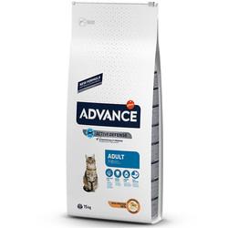 Advance - Advance Cat Adult 1-10 Chicken&Rice - Tavuklu ve Pirinçli Yetişkin Kedi Maması 15 Kg