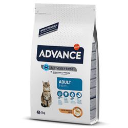 Advance - Advance Cat Adult 1-10 Chicken&Rice - Tavuklu ve Pirinçli Yetişkin Kedi Maması 3 Kg