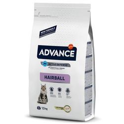 Advance - Advance Cat Adult Hairball Turkey&Rice - Hindili ve Pirinçli Tüy Yumağı Önleyici Kedi Maması 1,5 Kg