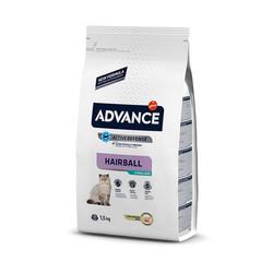 Advance - Advance Cat Hairball Sterilized Turkey&Barley - Hindili ve Arpalı Tüy Yumağı Önl. Kedi Maması 1,5 Kg