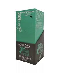 ALLDAY - AllDay 75gr Biotin Tablet Dog&Cat 4
