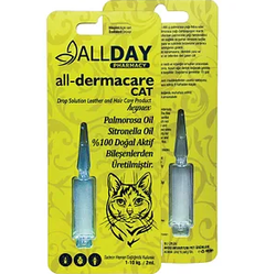 ALLDAY - AllDay All-Dermacare Cat 2 ml 1-10kg