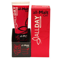 ALLDAY - AllDay All-Malt Cat Anti Hairball Malt Paste 100gr