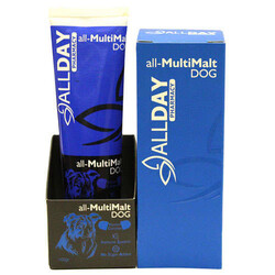 ALLDAY - AllDay All-Multimalt Dog Multivitamin 100 gr
