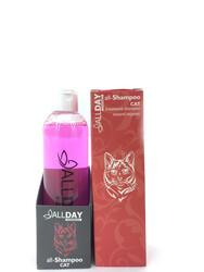 ALLDAY - AllDay All-Shampoo Organik Kedi Şampuanı 250 ml