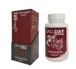 ALLDAY - AllDay Liver Health Tablet 30gr Dog&Cat 9
