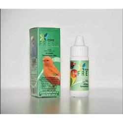 Aniper - Aniper FRESH Küçük Kafes Kuşları için Aromatik Tmlyıcı Yem 30 ml/12 li