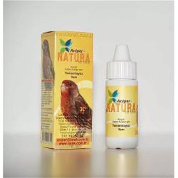 Aniper - Aniper NATURA Küçük Kafes Kuşları için Tamamlayıcı Yem 30 ml