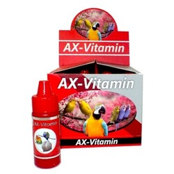 Apex - Apex AX-Vitamin 30 ml/16 lı