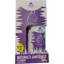 Apex - Apex Kedi Naturals Umıts Göz Temizleme Solüsyonu