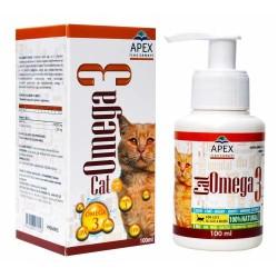 Apex - Apex Omega3 Cat - Kediler için Balık Yağı 100 ml