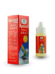 Apex - Apexisol Sıvı Kuş Vitamini 12li