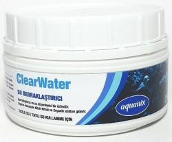 Aquanix - Aquanix Clear Water 125 gr (Su Berraklaştırıcısı)