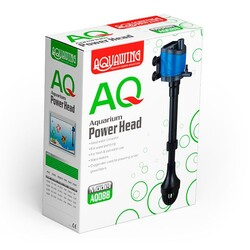 Aquawing - AQUAWING AQ088 Tepe Akvaryum Filtresi 8W 880L/H