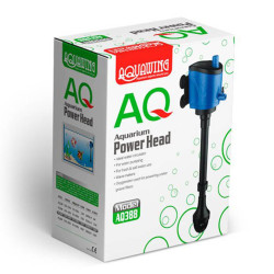 Aquawing - AQUAWING AQ388 Tepe Akvaryum Filtresi 35W 2500L/H