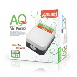 Aquawing - AQUAWING AQZ3 Şarjlı Hava Motoru Çift Çıkışlı 2,8W