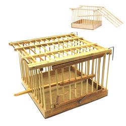 Fatih-Pet - Bambu Kapanca Kafes 17,5x17x12 cm