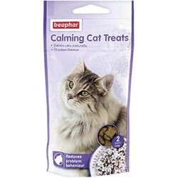 Beaphar - Beaphar Calming Bits Sakinleştirici Kedi Ödül