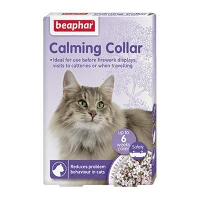 Beaphar Calming Collar Kedi Sakinleştirici Tasma
