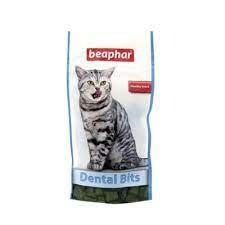 Beaphar - Beaphar Dental Bits Klorofilli Kedi Ödülü 35 gr