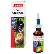 Beaphar - Beaphar Ear Cleaner Kulak Temizleme Solüsyonu 50ml